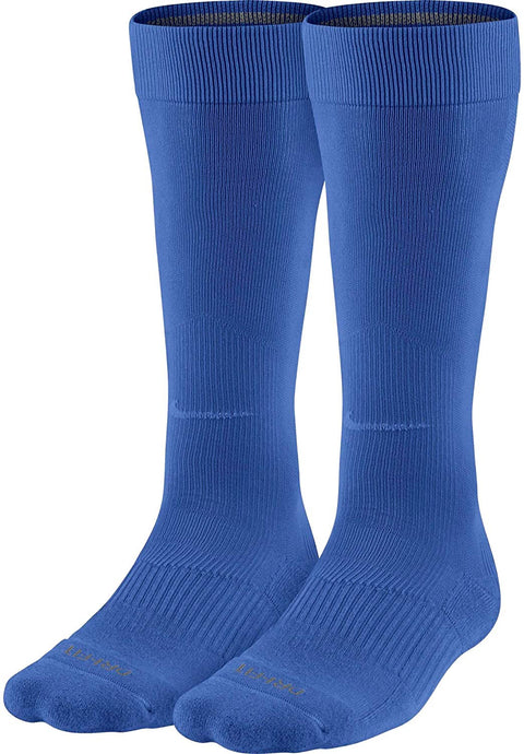 Nike Vapor Blue Knee High Socks