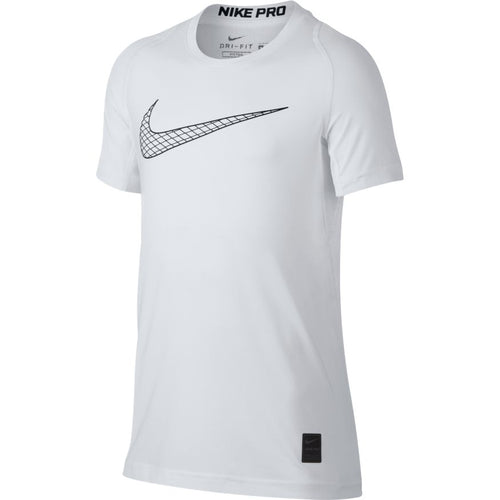 Nike Pro Kid's White T-Shirt - Best Sport Tee
