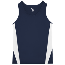 Load image into Gallery viewer, Badger Youth Stride Singlet