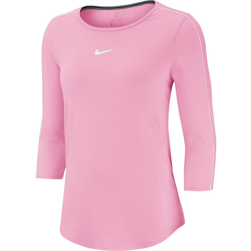 NikeCourt Women's 3/4-Sleeve Top