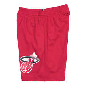 Miami Heat 1996-97 Alternate Swingman Shorts