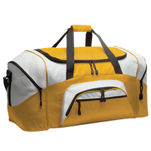 Load image into Gallery viewer, Port Authority Colorblock Sport Duffel.