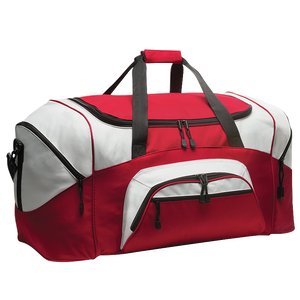 Port Authority Colorblock Sport Duffel.
