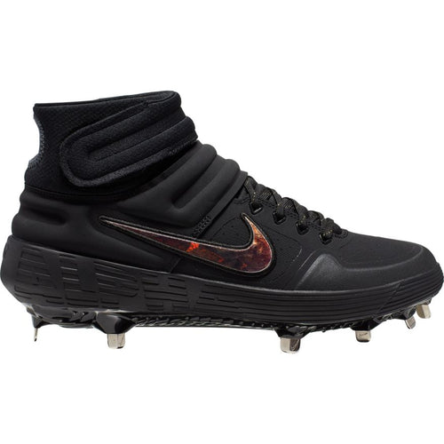 Nike Men's Baseball Cleat - Best Sport Black Shoes