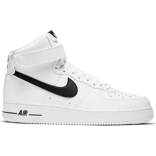 Nike Air Force 1 High Men's Shoes - Best Sports White Footwear
