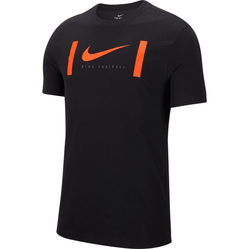 Men's Nike Football T-Shirt - Best Nike Black Tee