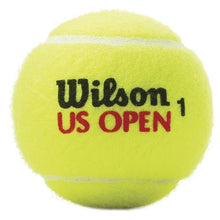 Load image into Gallery viewer, Wilson US Open Extra Duty Tennis Balls- 3 Ball Pack