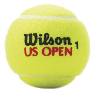 Wilson US Open Extra Duty Tennis Balls- 3 Ball Pack