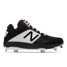 Load image into Gallery viewer, Black Metal Baseball Cleats - Best Sport Shoes