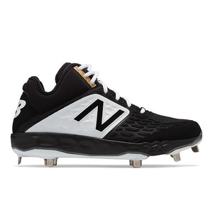 Black Metal Baseball Cleats - Best Sport Shoes