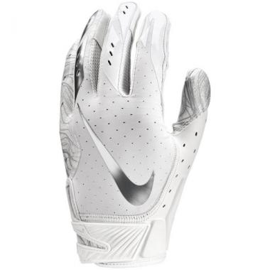 Nike Men's Vapor Jet Football Gloves - Best White Gloves
