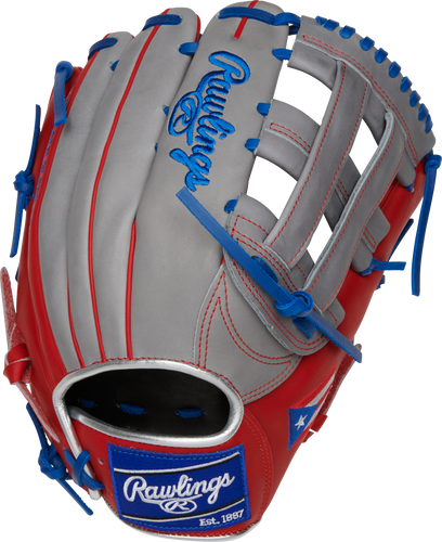 Rawlings Heart Of The Hide Puerto Rico Outfield Glove | Special Edition