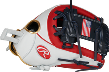 Load image into Gallery viewer, Rawlings Heart of the Hide 12-Inch USA Softball Glove - Best Glove