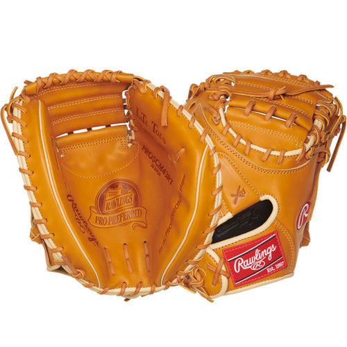Rawlings Pro Preferred 34 Inch Baseball Catcher's Mitt
