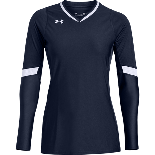 UA Girl's Volleyball Powerhouse Long Sleeve Jersey