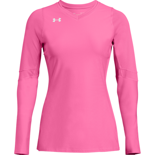 UA Volleyball Powerhouse Long Sleeve Jersey