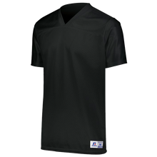 Load image into Gallery viewer, RUSSELL YOUTH SOLID FLAG FOOTBALL JERSEY.