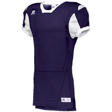 Load image into Gallery viewer, RUSSELL COLOR BLOCK GAME JERSEY.