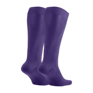 Nike Baseball Purple Socks - Best Sport Knee High
