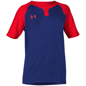 UA Next Men's 2-button Baseball Jersey.