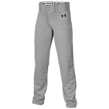 Load image into Gallery viewer, UA Next Youth Open Bottom Solid Baseball Pant.