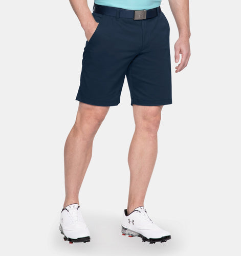 Under Armour Navy Showdown Men's Golf Shorts