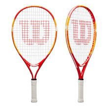 Load image into Gallery viewer, Wilson Youth US Open 21 Tennis Racket