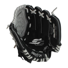 "Load image into Gallery viewer, Rawlings Sure Catch 10.5"" Youth Baseball Glove: SC105BGB"