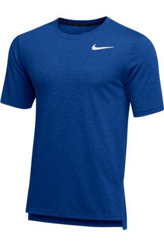 MEN'S NIKE HYPER DRY SHORT SLEEVE BREATHE TOP Product End Date 1/01/21