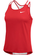 Load image into Gallery viewer, WOMEN'S NIKE STOCK BREATHE RACE DAY SINGLET.
