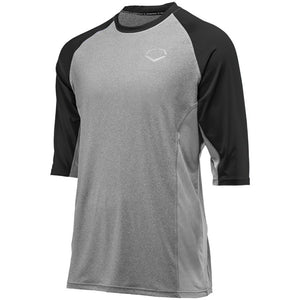 EvoShield 3/4 Sleeve Youth Performance Shirt