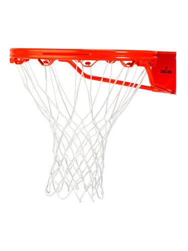 ALL WEATHER BASKETBALL NET - WHITE.