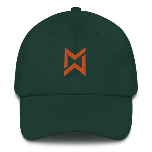 Midway Sports Dad Hat - Kids Best Green Cap
