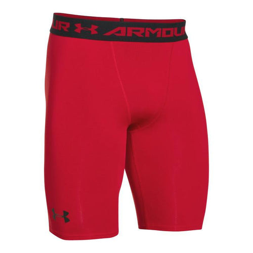 Under Armour Men's HeatGear Armour Compression Long Shorts