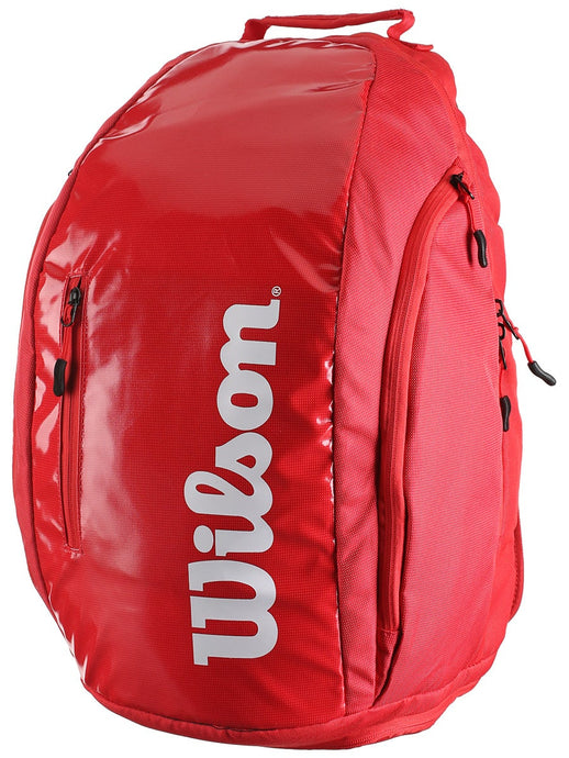 Wilson Super Tour Tennis Backpack Infrared