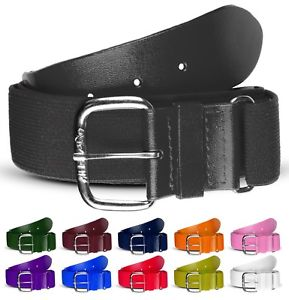 Elastic Adjustable Baseball Belt - Best Sports Belt 2020