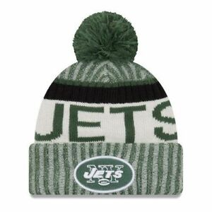 New York Jets New Era Beanie