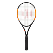 Load image into Gallery viewer, Wilson Burn 100LS Pre-Strung Tennis Racquet