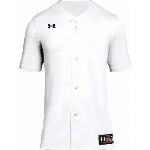 Under Armour Icon Faux Placket Baseball Jersey