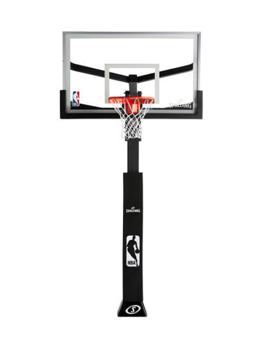 ARENA VIEW® SERIES IN-⁠GROUND BASKETBALL HOOP.