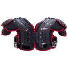 Load image into Gallery viewer, XV7 SKILL FOOTBALL SHOULDER PADS.