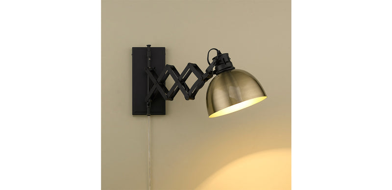 Pin Ups, Swing Arms & Articulating Wall Sconces