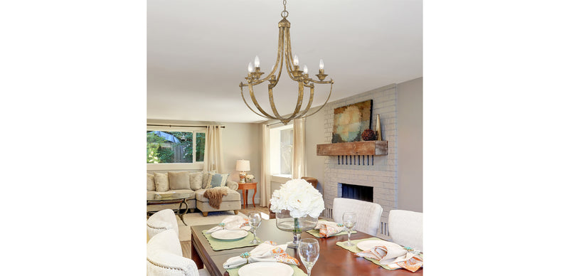 How to Determine The Right Size Light Fixture For Your Kitchen, Islands, and Dining Room