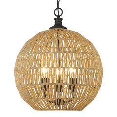 Florence 3 Light Pendant