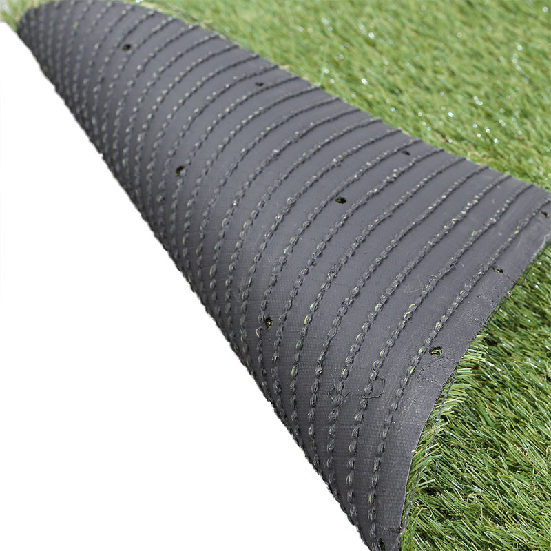 Artificial Grass Synthetic Turf Fake Lawn Plastic Braches Pin Green Plant 30mm