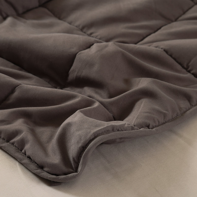 DreamZ Weighted Blanket Heavy Gravity Deep Relax 7KG Adult Double Mink