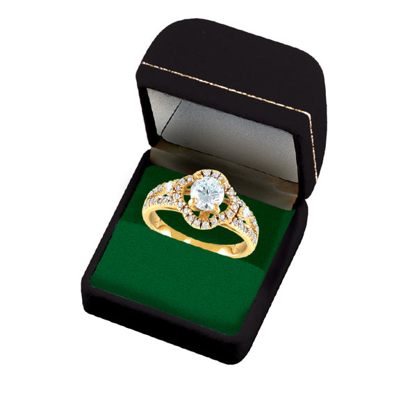 CLARENCE HOUSE RING