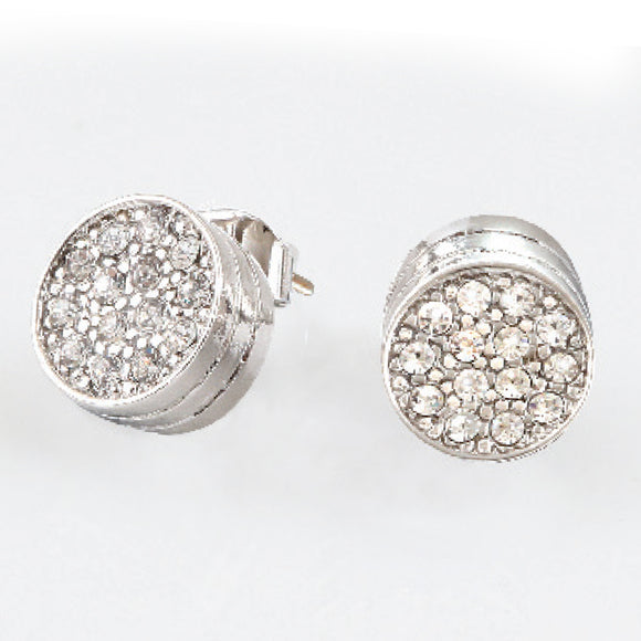 SWAROVSKI ELEMENTS CLUSTER EARRINGS