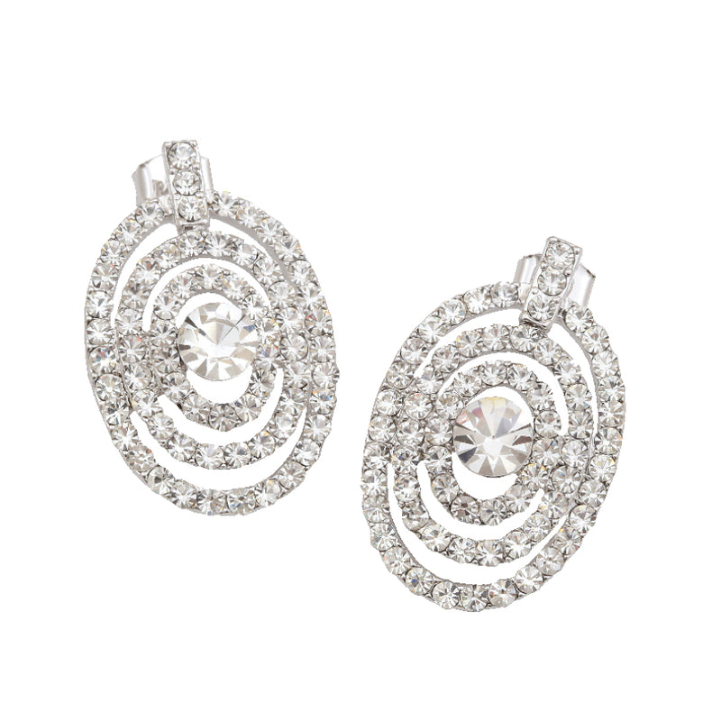 HALLY SWAROVSKI® ELEMENTS EARRINGS