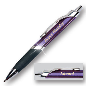 'HAPPY BIRTHDAY' PERSONALISED PEN